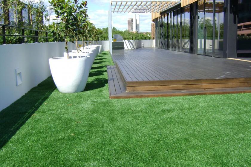 St Kilda Road – Rooftop