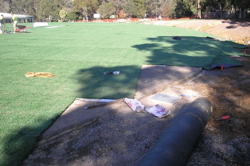 Scapeworks Synthetic Grass Sports Surface, Warrendyte, Victoria