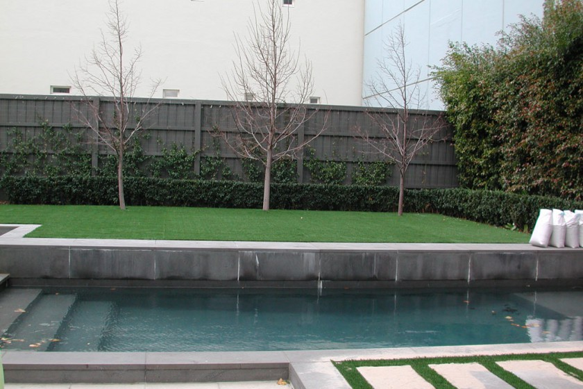 East Melbourne – Pool Surround