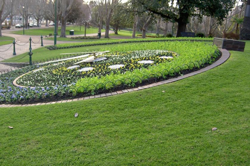 Melbourne – Floral Clock