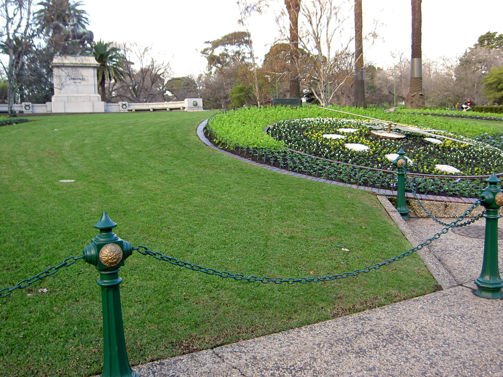 Scapeworks natural turf installation queen victoria park - Victoria park swimming pool price ...